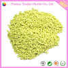 Plastic Yellow Masterbatch for HDPE Granules Raw Material