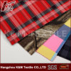 Outdoor Fabric Plaid Waterproof Softshell Hunting Jacket Fabric 100% Polyester Fabric