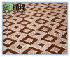 Double Colors Jacquard Carpet