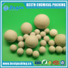 Inert Ceramic Ballls with High Crush Strength