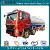 Sinotruk HOWO-T5g Oil Tank Truck 25000L 8X4 Aluminium