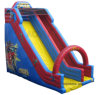 Justice League High Slide Bouncy Slide Inflatable Slide