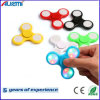 New Stress Reducer Toys Fidget Spinner with LED Light