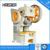 J23 Aluminum Power Press Machine/Steel Tilting Power Press Machine