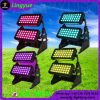 Outdoor Flood Light 72X10W RGBW City Color DMX LED Wall Washer