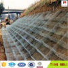 Galvanized Gabion Cages in Foundation
