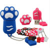 USB 2.0 Flash Drive 16GB 32GB Cat′s Claw Pen Drives