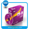 Ronc 10/Pack 700MB CD-R in One 5.2mm Slim Jewel Case