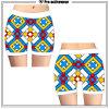 Wholesale Custom Sublimated Womens Gym Shorts