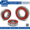 6304 High Temperature Furnace Machinery Deep Groove Ball Bearing
