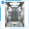 Safe and Smooth Mrl Passenger Lift with Hairline S. S Cabin