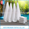 50*70cm 500GSM White Hotel Terry 100% Cotton Bath Towel