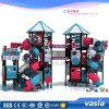 Outdoor Plastic Playground Plastic Playground Children Playground Vs2-161017A-29
