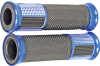 Motorcycle Grips Parts Blue Color Handle Grip