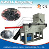 Plastic PVC Pipes Shredder/HDPE Large Diameter Pipe Shredder