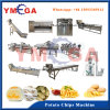 Automatic Complete Chips Production Line for Potato Processing From China