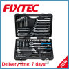 Fixtec Hand Tools Hardware 76PCS CRV Car Repair Wrench Kit Socket Tool Set