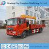 Truck Crane Feature Hydraulic Cargo 8 Ton Truck Mounted Crane