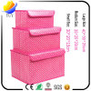 Non-Woven Fabric Trumpets Clothing Finishing Locker Storage Box