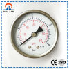 Chinese Customized Round Stainless Steel Material Pressure Meter