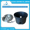 18watt 6PCS DC12V Recessed LED Underwater Pool Lights