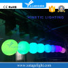 Most Popular DMX LED Lift Color Changing Disco Ball