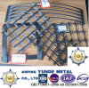 Interlocking Biaxial Black Plastic Geogrids