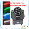 36 3W CREE Beam LED Moving Head
