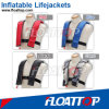 Marine Work Offshore Auto&Manual Inflatable Pfd Vest 150n