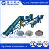 Waste PVC Pipe/PP Bag/Pet Bottle/PE Film Plastic Recycling Machine with Washing and ...