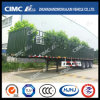 Overseas Hot Sale 3axle Stake Semi Trailer with High Quality