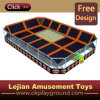 2016 CE Basketball Court Style Trampoline (TP1207-6)