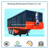 3 Axles Rear Tipper Semi Trailer From Supplier