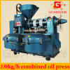 Brazil Sunflower Oil Making Machine Oil Press Extractor Machine Yzlxq130-8