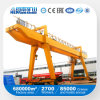35t Double Girder Gantry Crane for Marble Plant