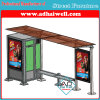 Bus Shelter Mobile Charging Kiosk