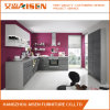 Economical Practical Wood Venner Kitchen Cabinet From China