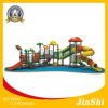 Animal World Series Children Outdoor Playground, Plastic Slide, Amusement Park GS TUV (DW-001)