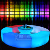 China High Quality Colors Changeable Stool Chair Plastic Bar Stool