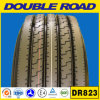 New Produce Double Road Truck Tires 385 65 22.5 315/80r22.5 315/70r22.5 Transportation Tubeless Tyres