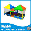 Double Trampoline with Roof (QL-N1144)