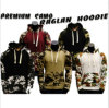 Custom Nice Cotton/Polyester Printed Hoodies Sweatshirt of Fleece Terry (F089)