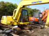 Used Komatsu Crawler Excavator PC60-7
