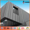 Dark Gray 4mm 0.3mm Thickness Aluminum Decoration Panel (AF-410)