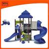 Rubber-Coating Children Outdoor Playground Equipment
