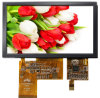 7 inch resolution 800 X 480, high brightness TFT Capacitive Touch panel