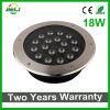 Outdoor Good Quality 18W Warm White/White LED Underground Light