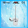 Stainless steel toliet brush holder