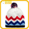 Lovely Cotton Striated Warm Knitted Hat (WH014SST)