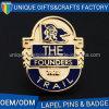 Fine Quality Custom Logo Metal Badge